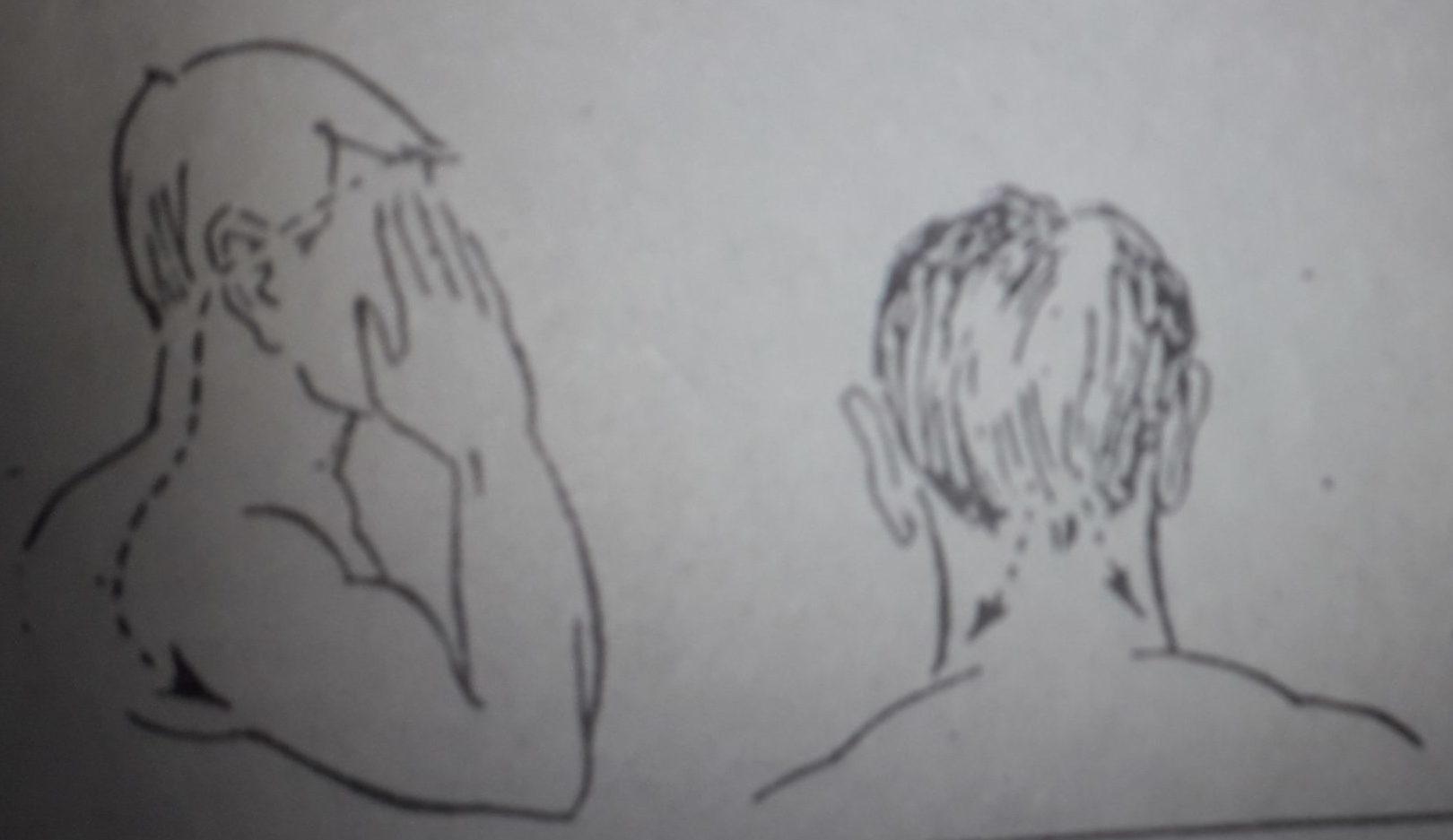 Самомассаж от головной боли